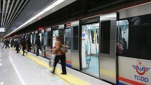 Marmaray'ın 3 aylık geliri 1,5 milyon TL'ye dayandı