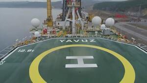 Yavuz sondaj gemisi Akdenize yola çıkıyor