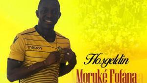 Yeni Malatyaspor, Moryke Fofanayı transfer etti | Son dakika transfer haberleri