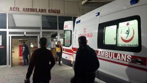 Mevlitte yedikleri yemekten zehirlenen 15i çocuk 37 kişi hastaneye kaldırıldı