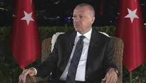 Cumhurbaşkanı Erdoğan: Öcalan-Demirtaş arasında liderlik mücadelesi var