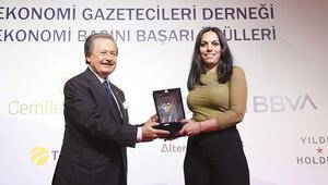Hürriyet Ekonomi'ye 'En İyi Röportaj' ödülü