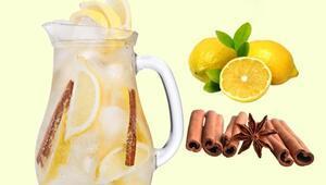 Limonlu Tarçınlı Su Zayıflatır mı