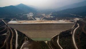 Rahmanlar Barajının gövdesi bu yıl bitiriliyor