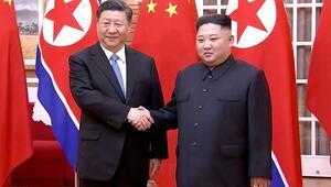 Çin Devlet Başkanı Şi Cinpingin Kuzey Kore ziyareti