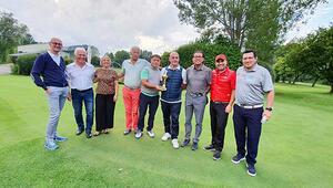 Alman ve Türk golfçülerden çekişmeli turnuva