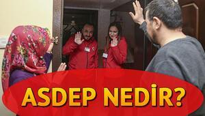 ASDEP nedir ASDEP programı hakkında tüm detaylar...
