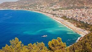 Türkiyenin turizm cennetinde en güzel 10 plaj