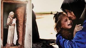 Hürriyet fotoğrafçıları 'Misafir-Mülteci' sergisinde