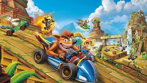 Crash Team Racing Nitro-Fueled satışa çıktı