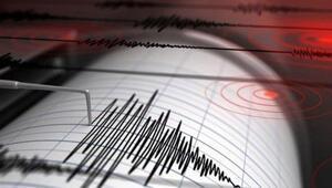 ABDde 7.1 büyüklüğünde deprem
