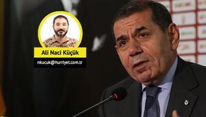 Dursun Özbek konuştu Galatasarayda 90 milyonluk kavga