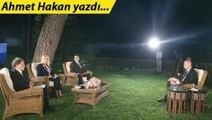 Ahmet Hakan yazdı: Vahdettin Köşkündeki programdan notlar