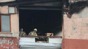 Son dakika İstanbulda fabrika yangını... 4 işçi hayatını kaybetti
