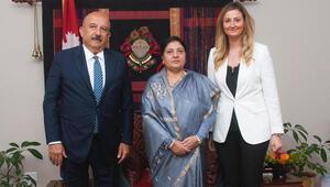 Boğaziçi Zirvesine Hindistandan heyet sürprizi
