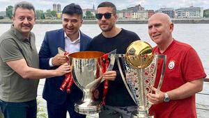 Lukas Podolski: Galatasarayı unutmam mümkün değil