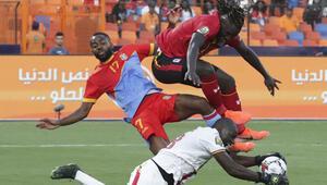 Uganda, Kongo Cumhuriyetini 2 golle geçti