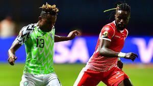 Nijerya, tek golle kazandı