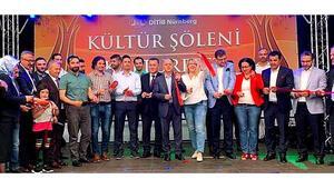 Binlerce Türk ve Alman, Kültür Şöleni'nde buluştu
