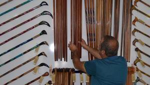 700 yıllık bastonlara, Ortadoğu ülkelerinden rağbet