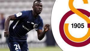 Galatasarayın transfer listesindeki Silas Wamangitukaya Liverpool kancası