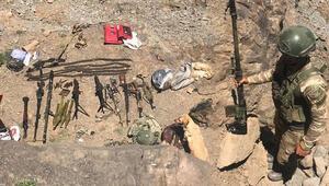 MSB: Etkisiz hale getirilen PKK'lı terörist sayısı 58 oldu