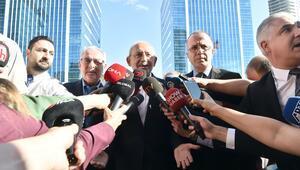 Kılıçdaroğlu, sonuçları parti genel merkezinden takip edecek