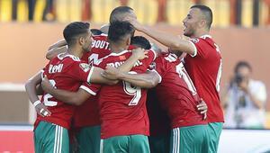 Fas, Namibyayı tek golle geçti
