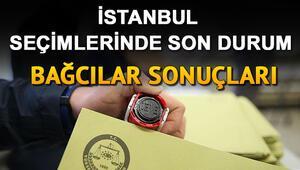 Yenilenen İstanbul büyükşehir belediye başkanlığı seçimlerinde Bağcılarda kim önde İşte 23 Haziran seçiminde Bağcılarda son sonuçlar