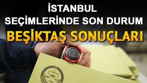 İBB başkanlık seçiminde Beşiktaşta hangi aday kazandı İşte, 23 Haziran Beşiktaş seçim sonuçları