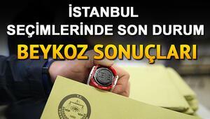 İstanbul büyükşehir belediye başkanlığı seçimlerinde Beykozda kim kazandı İşte 23 Haziran seçiminde Beykoz seçim sonuçları