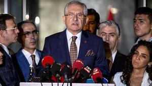 YSK Başkanı Sadi Güvenden açıklama