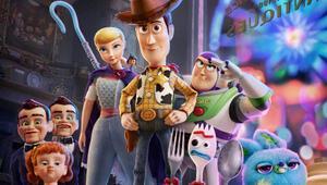 Toy Story 4 vizyona girdi, büyük ses getirdi
