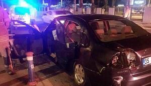 İzmirde kaza: 2 ölü, 2 yaralı