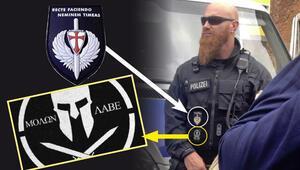 Polisin yakasındaki o amblemler ne anlama geliyor