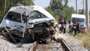 Mersindeki tren kazasında şoke eden detaylar İşçileri bırakıp gitmiş...
