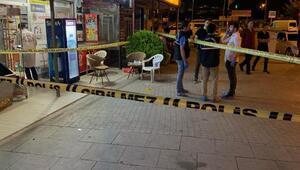 Sancaktepede market sahibine silahlı saldırı