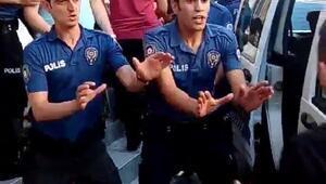 Kartalda mahallelinin yakaladığı tacizciyi polis linçten kurtardı