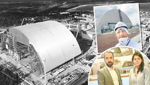 'Çernobil'de çalıştığımı aileme söylemedim'