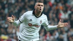Beşiktaşta 3 kaptan da belli oldu