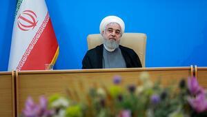 Ruhani, Trump ile görüşmeyi reddettiğini doğruladı