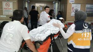 Suriyeli tarım işçileri kavga etti: 2 kardeş yaralı