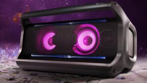 LGden taşınabilir yeni Bluetooth hoparlör: LG XBOOM Go