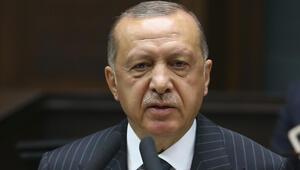 Son dakika: Cumhurbaşkanı Erdoğan, AK Parti Grup Toplantısında konuştu