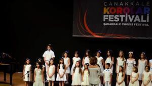 Çanakkale'de Uluslararası Koro Festivali başlıyor