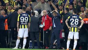 Fenerbahçe-Beşiktaş derbisi davasına başlandı Şenol Güneşe isabet ettiğini düşünmüyorum
