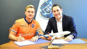 Son dakika transfer haberleri: Başakşehir Fredrik Gulbrandseni transfer etti