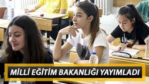 İzmir sınavla öğrenci alan liseler ve LGS yüzdelik dilimleri