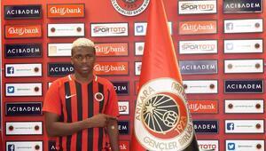 Hoş geldin  Sadio Diallo