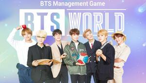 BTS WORLD oyunu bugün yayınlandı